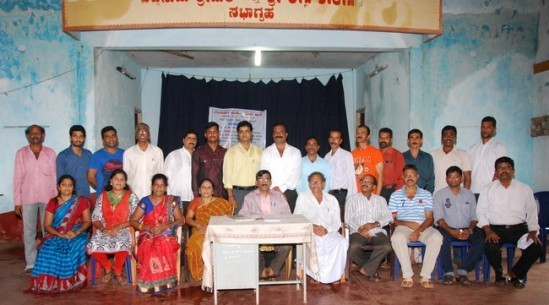 The Annual General Body meeting of Devadiga Sanga Mulki held