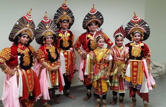 Bhavana Dance Studio Pune won Runners up in India's Intl Groove Fest 2018
