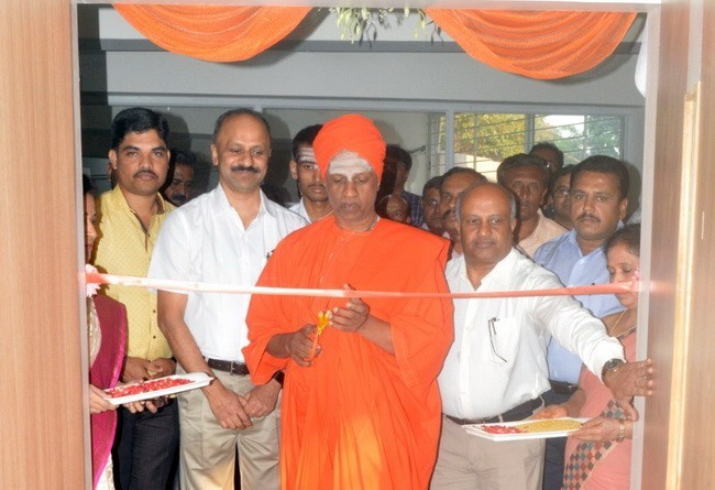 Ganesh Food Lines's Food Court  inaugurated in Tumkuru